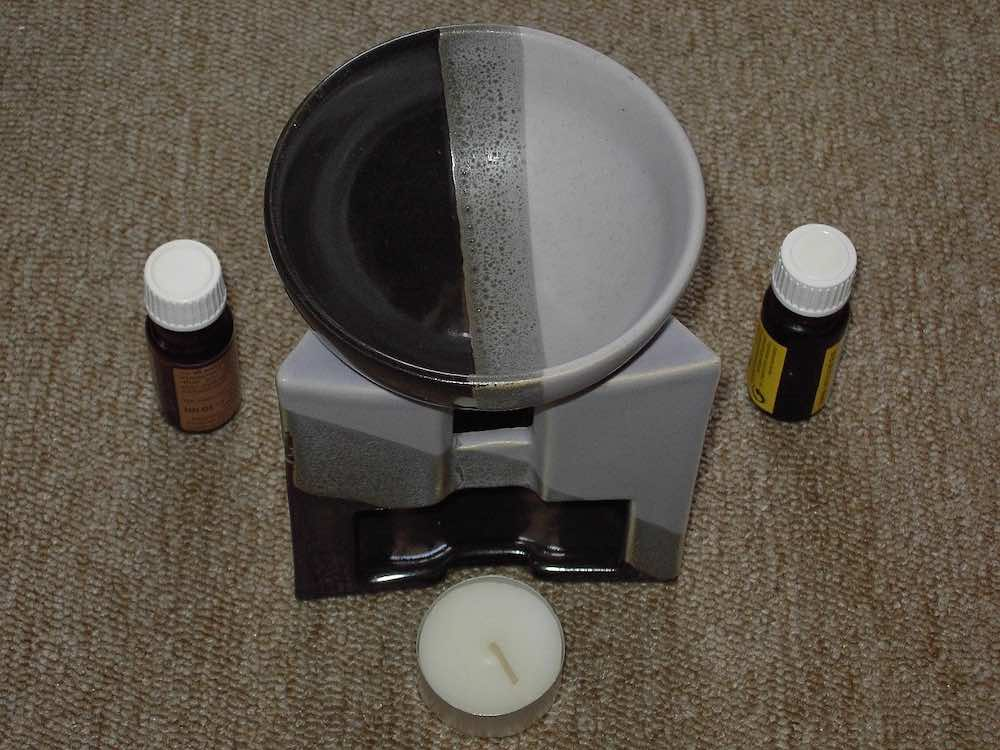 un humidificateur d'air dans la chambre